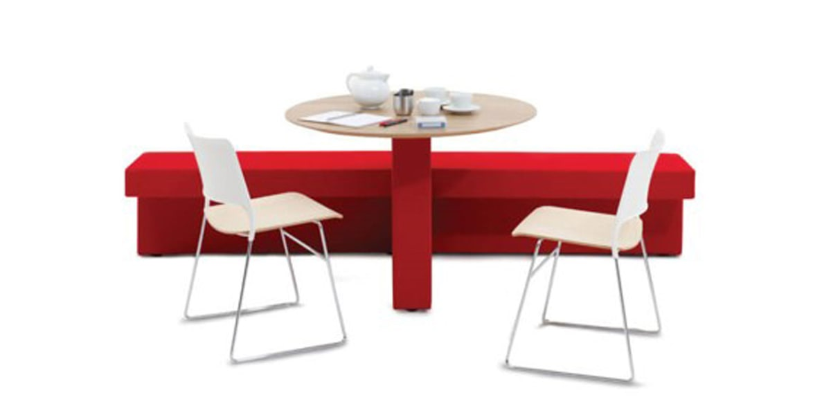 Border – Seat Height Double Unit