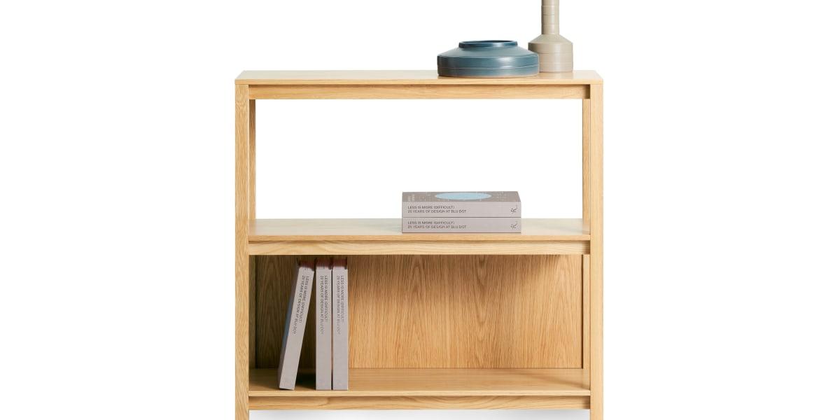 Open Plan Small Bookcase