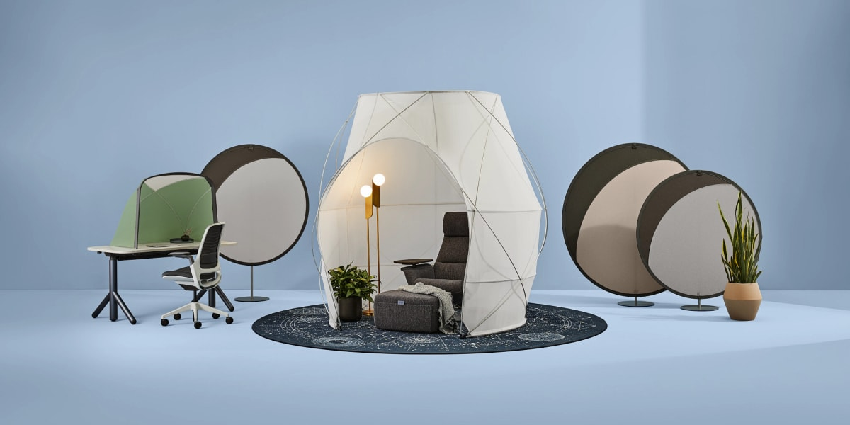 Steelcase Work Tent Collection