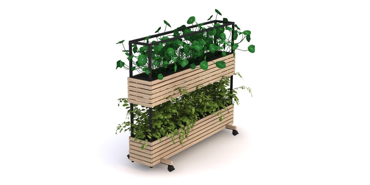 Low & Mid Planter