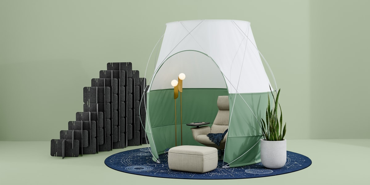 Steelcase Work Tents – Pod Tent