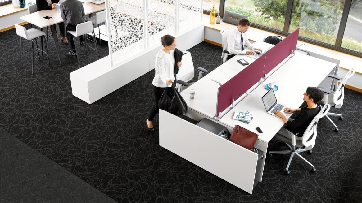 FrameFour Bench desks