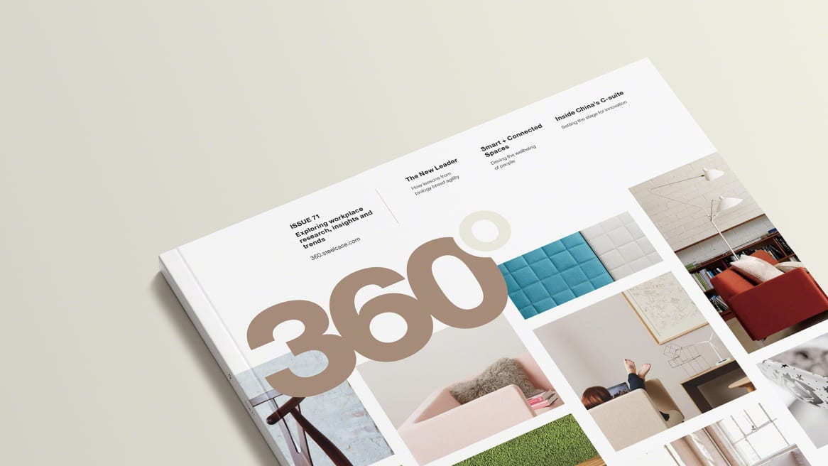 revista 360 el renacimiento de la oficina