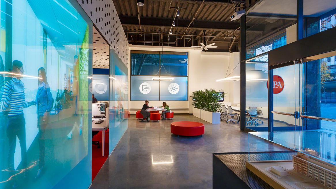 360 magazine design q+a firm reimagines aging building