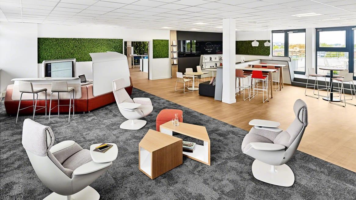 siège SW_1 au Strasbourg Business Center