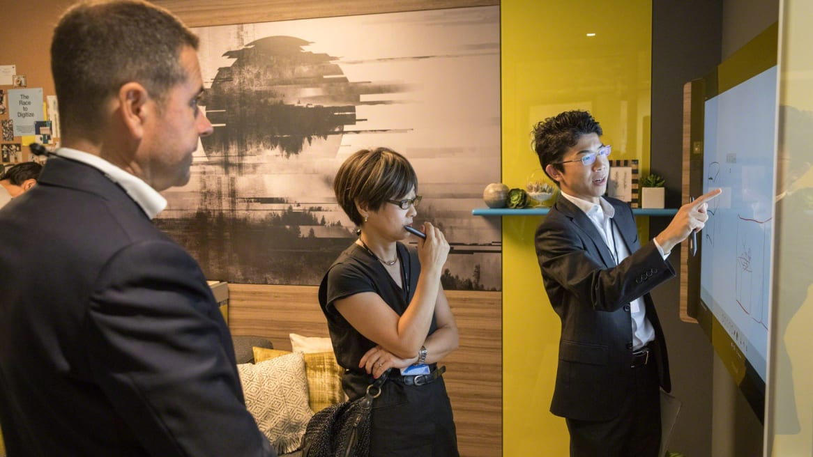360 magazine microsoft and steelcase launch partnership in asia pacific