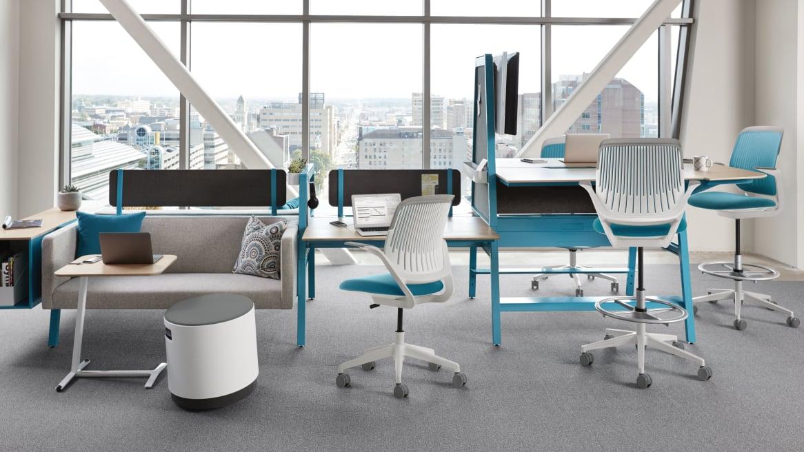 Bivi and cobi chairs