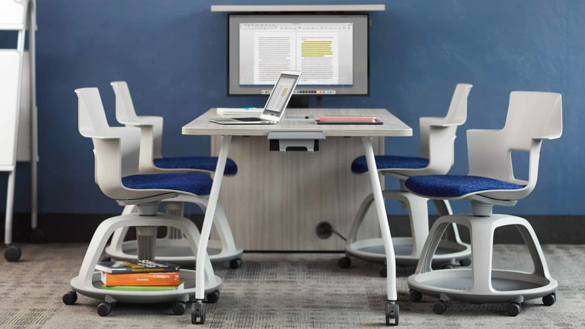 New Solution-Shortcut education seating