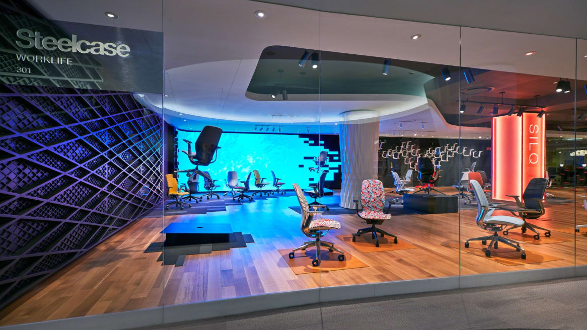 Steelcase Chicago WorkLife Experience