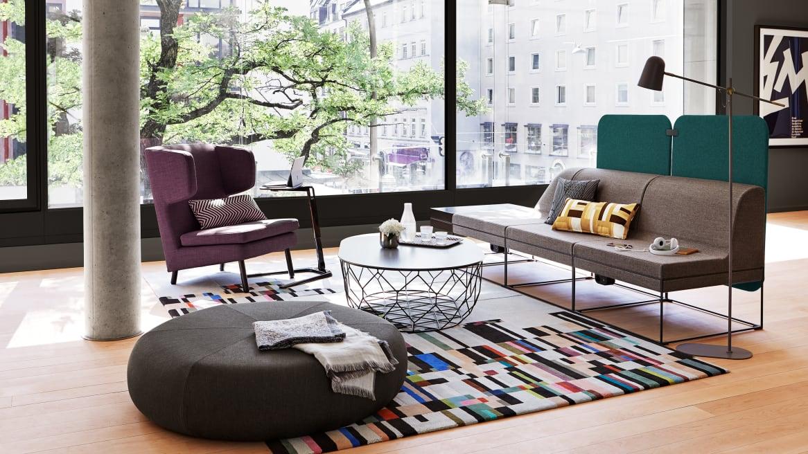 360 magazine steelcase、bolia家具ブランドとの提携を拡大