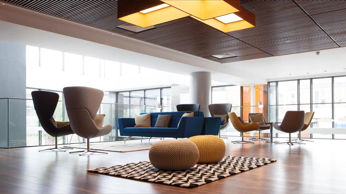 Orangebox is a UK-based designer and manufacturer of furniture