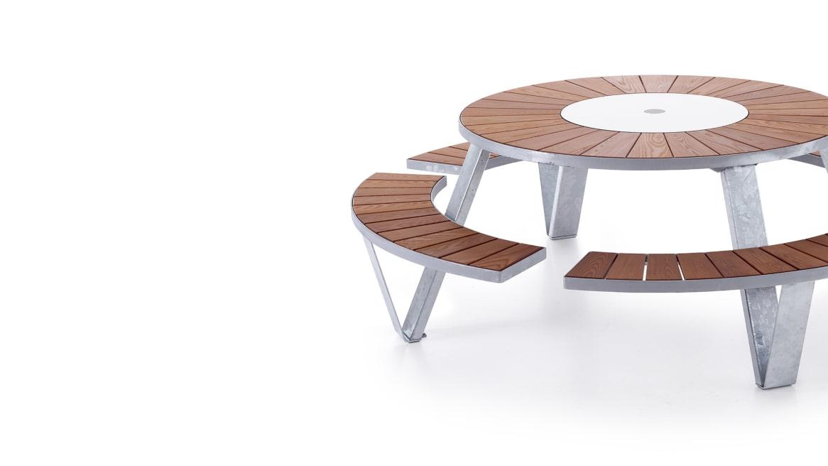 Pantagruel Picnic Table