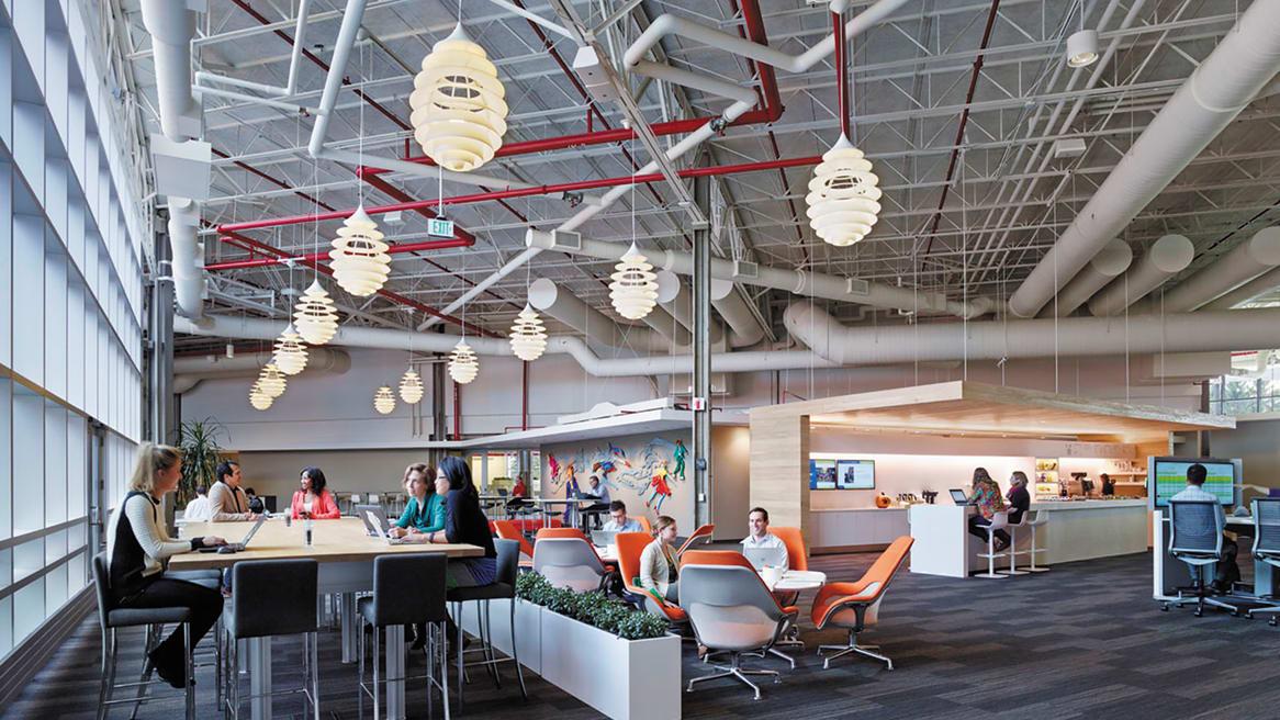 Revista 360 Estas son las cinco zonas que todas las oficinas necesitan
