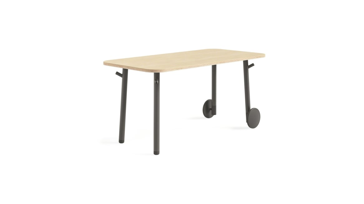 Steelcase Flex Seated Height Table