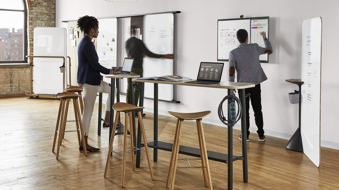 360 magazin die motivation ins büro zu kommen ändert sich