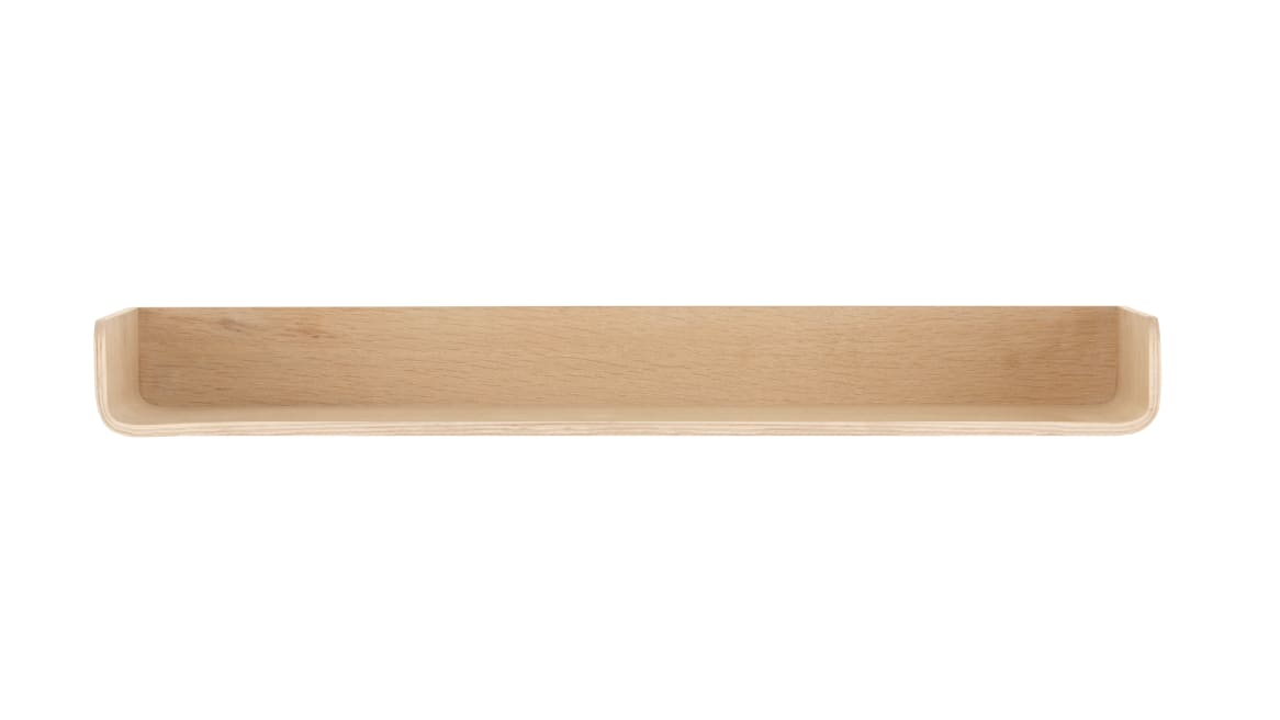 Bolia Lean Shelf On White