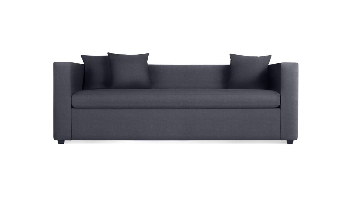 Blu Dot Mono Sleeper Sofa On White