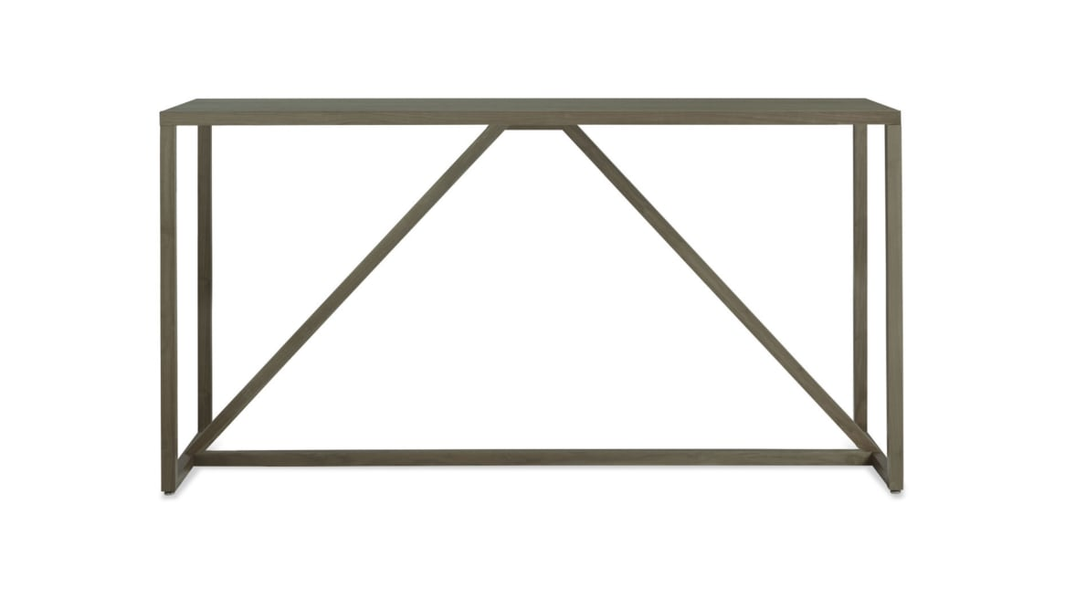 Blu Dot Strut Medium Table On White