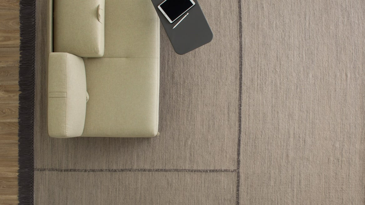 Coalesse Nanimarquina Patch Rug Detail