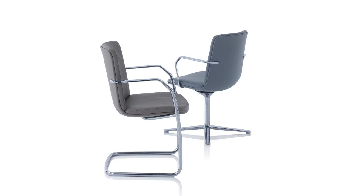 Calder Orangebox Office Chair On White