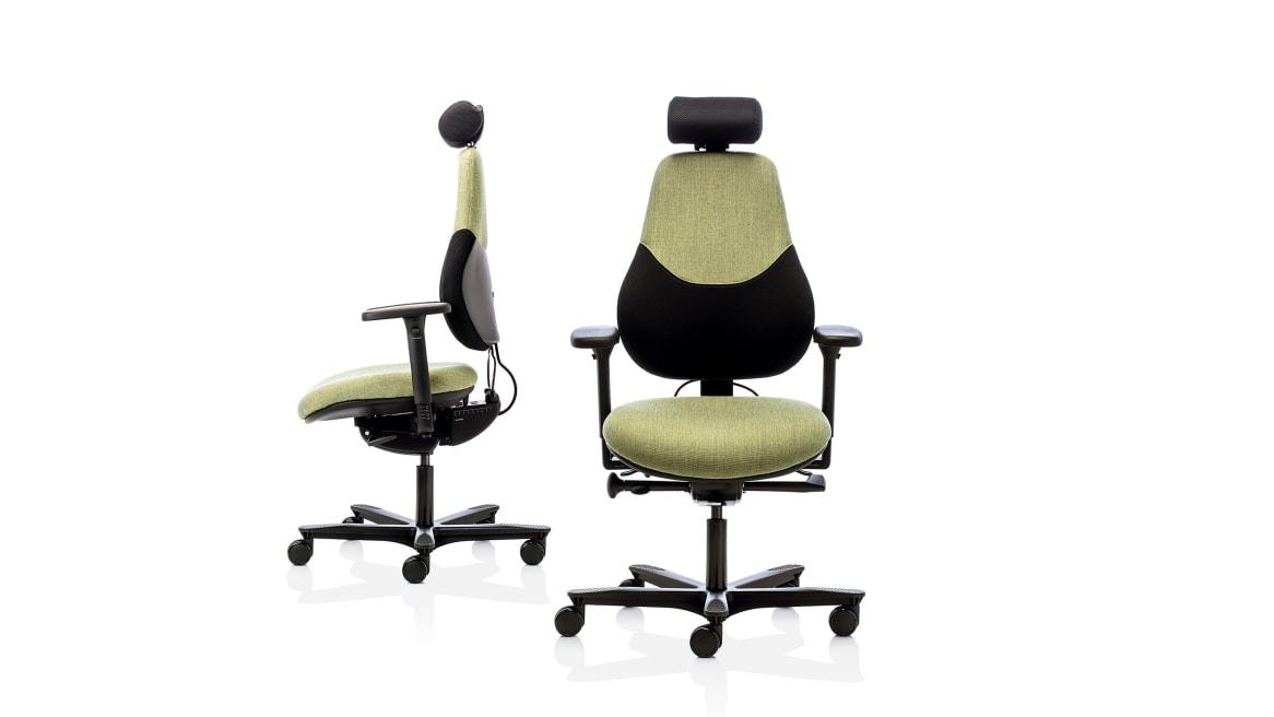 G64 Orangebox Office Chair On White