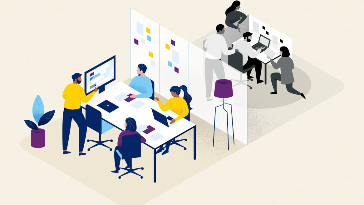 360 magazine change management readiness for open plan