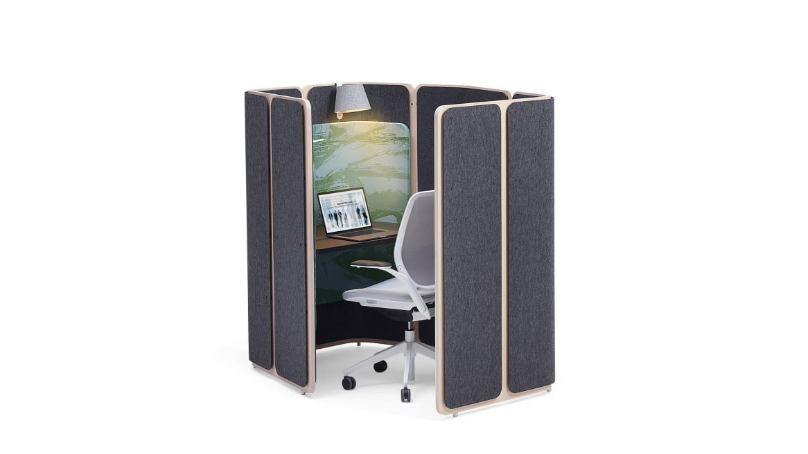 Coppice Orangebox Acoustic Solutions On White
