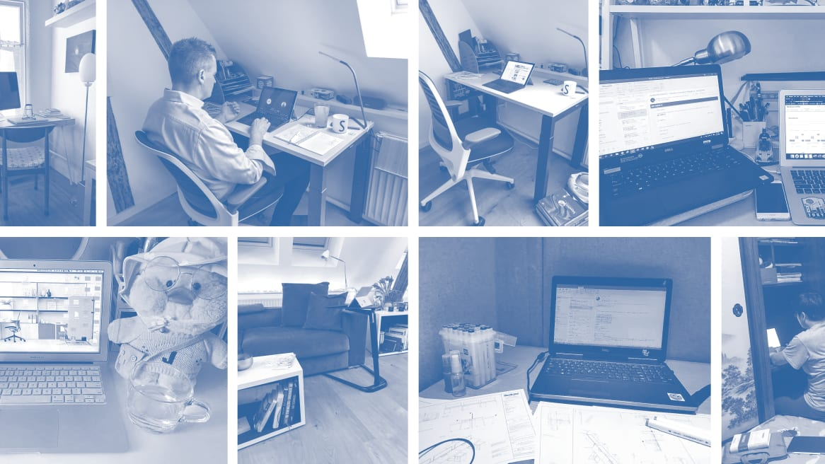 360 magazine working from home real life lessons