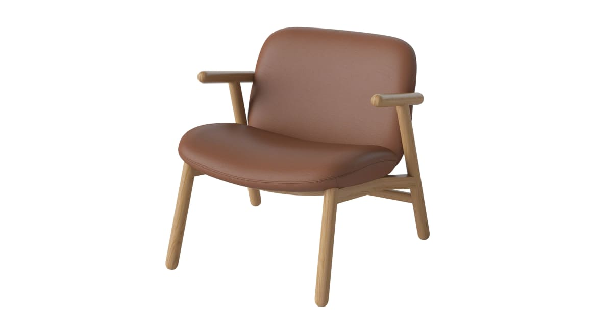 Cosh Seating by Bolia On White
