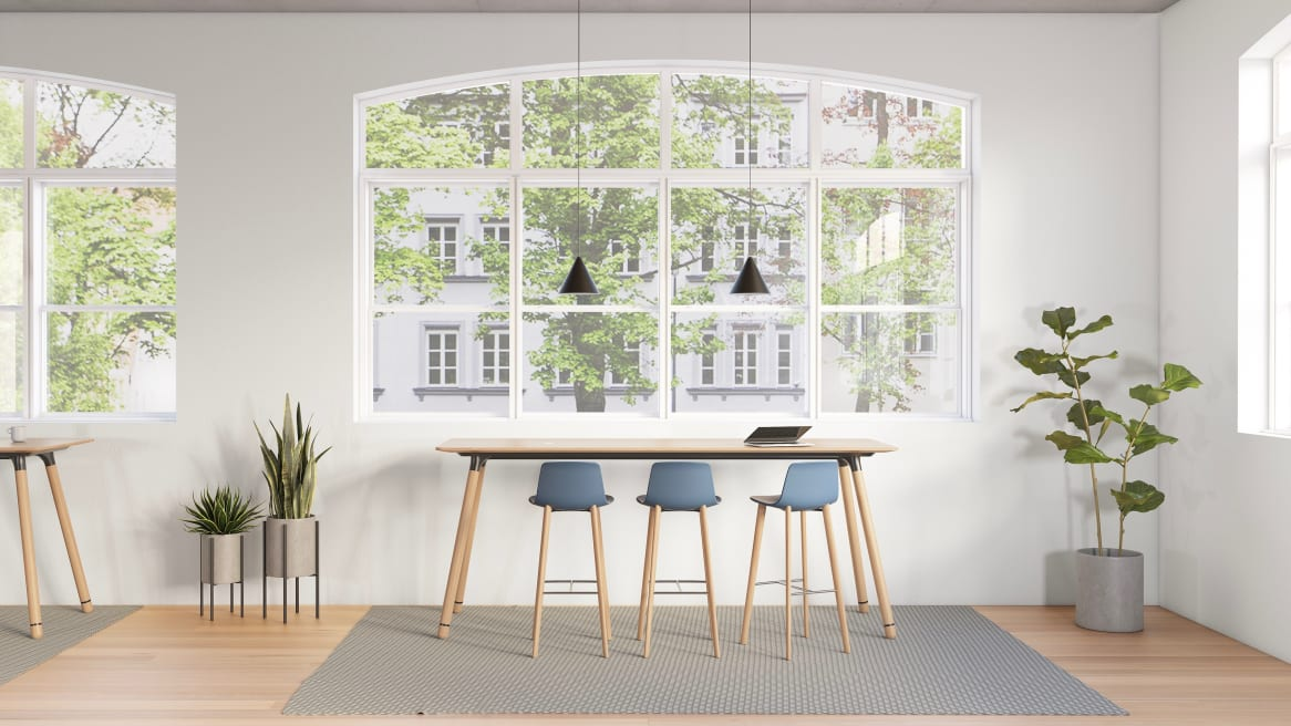 Meeting space with Potrero415 Light Table