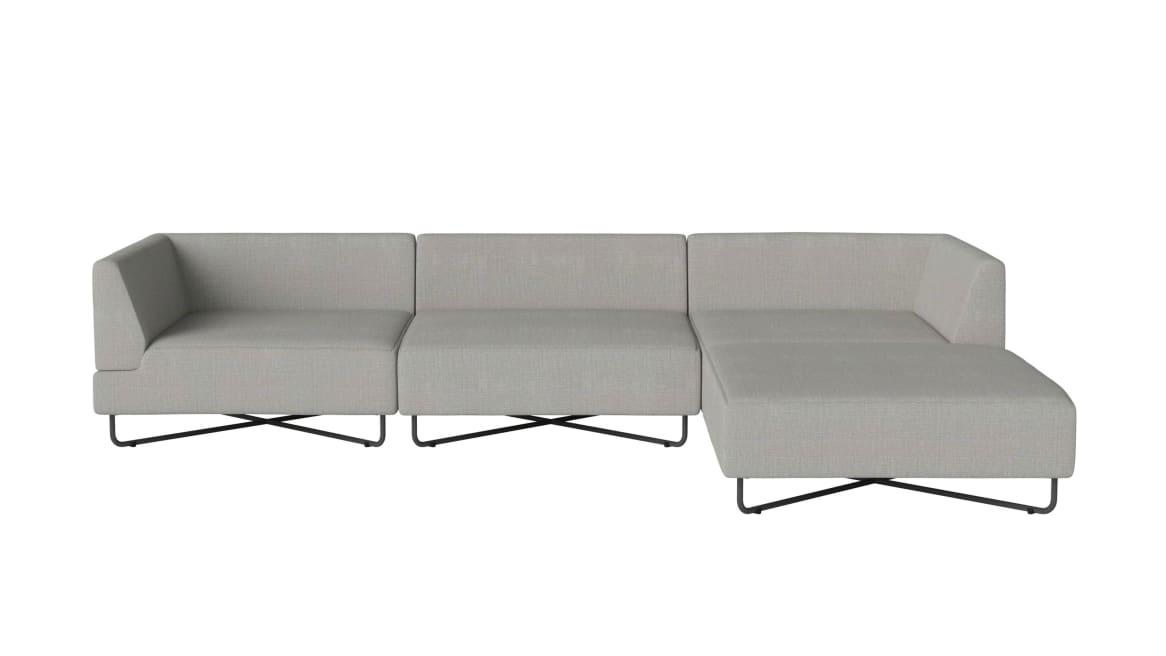 Orlando Outdoor Sofa by Bolia
