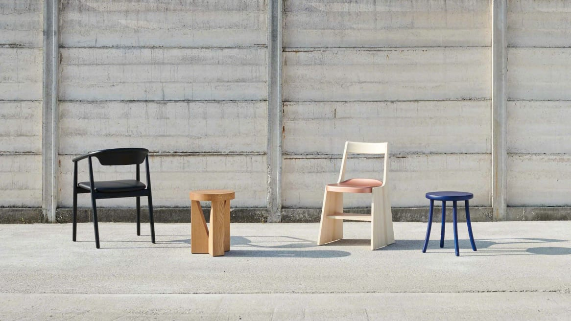 Mattiazzi Chairs and Tables