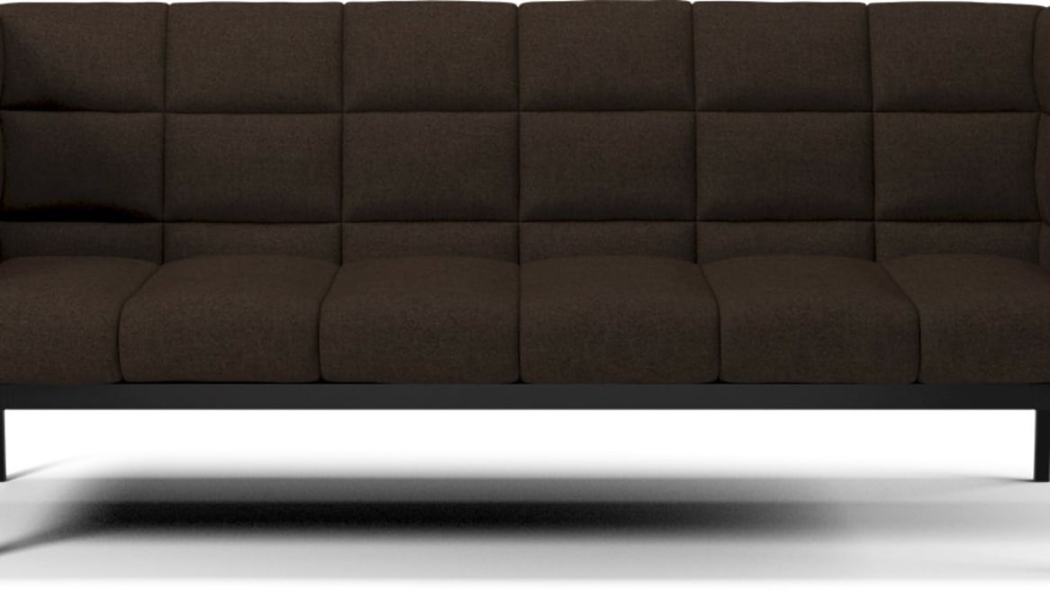 Aura 2½ seater sofa