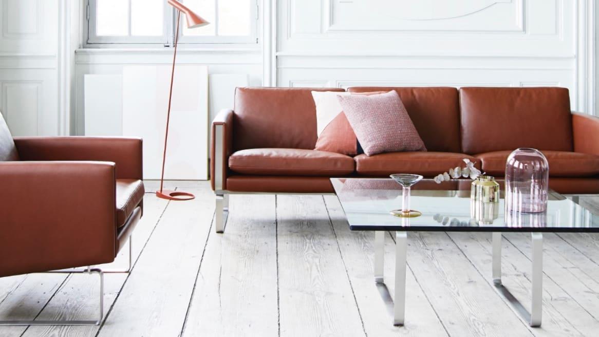 Carl Hansen CH101 Lounge Club Chair