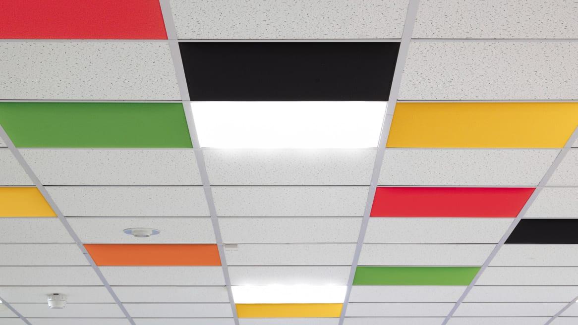 IN (Drop Ceiling Panel) - 24 x 24