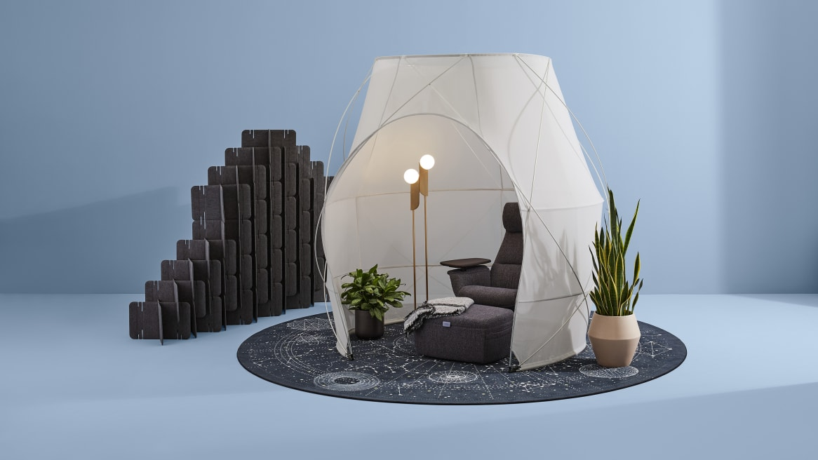 Steelcase Work Tent