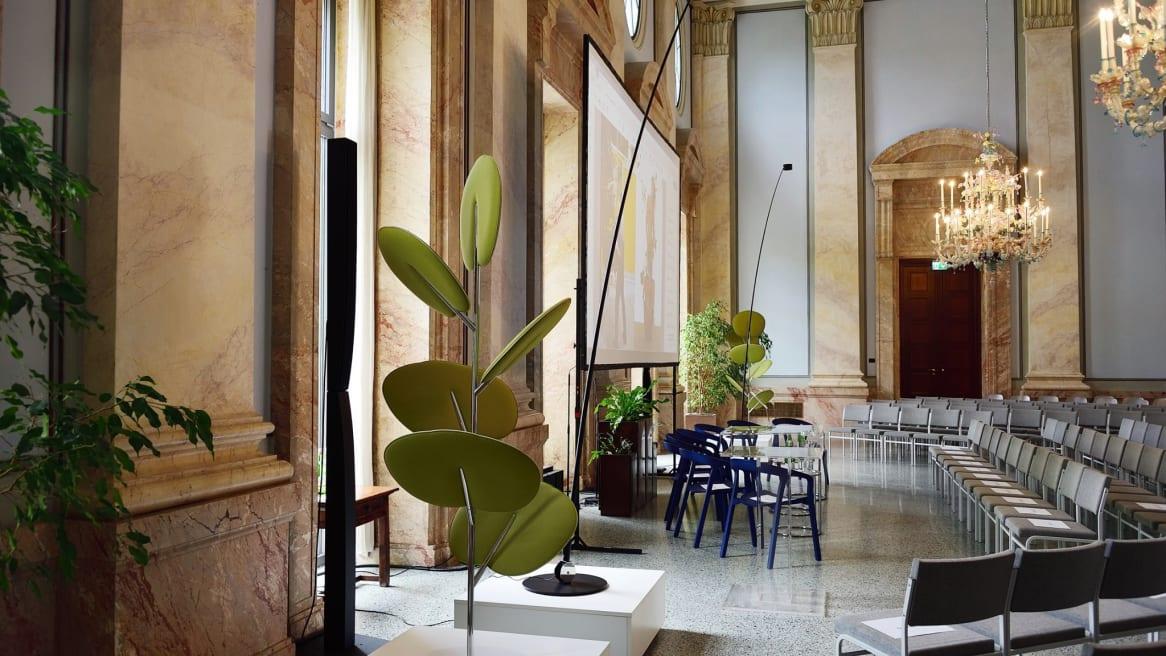 Botanica Totem with 6 Panels