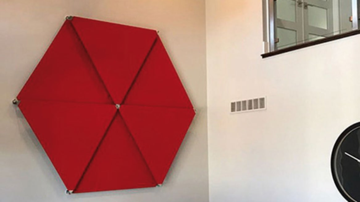 """SIPARIO TRIANGLE 48""""x 55""""- PANEL ONLY"""
