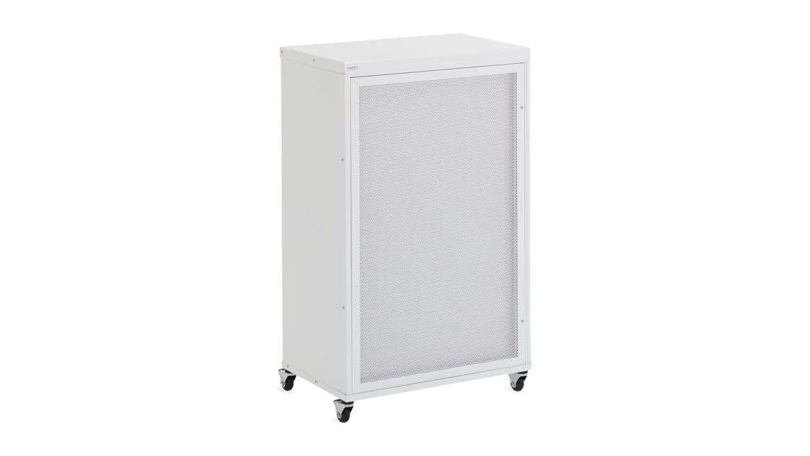 on white image of a Guardiar Air Filtration Unit