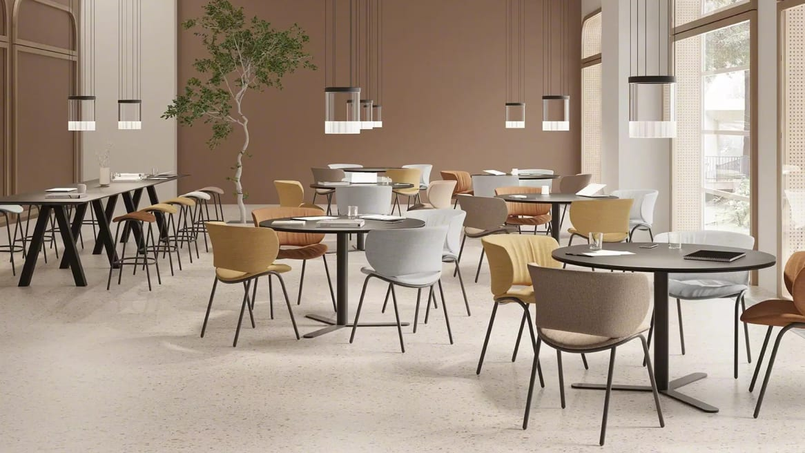 Viccarbe, Funda, Guest Chair, Coalesse
