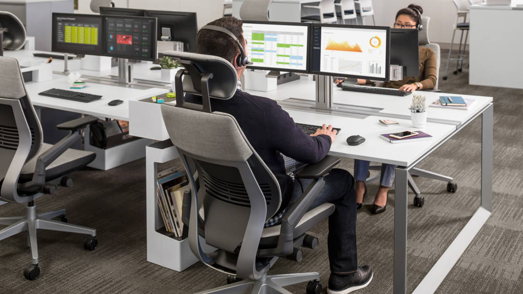 Gesture An Ergonomics Evaluation Steelcase