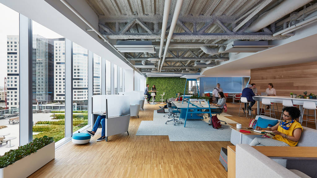 Finding Value In Biophilic Design In Dubai Steelcase