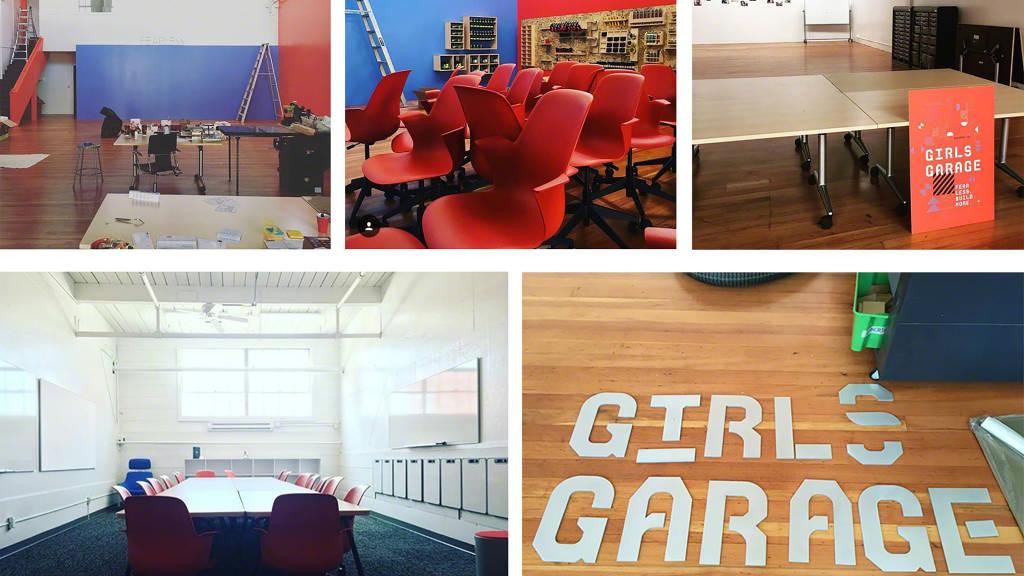 Girls Garage