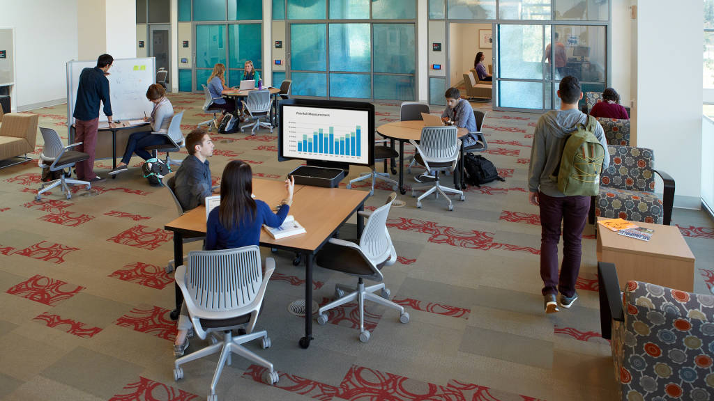 Grand Valley State University + Steelcase