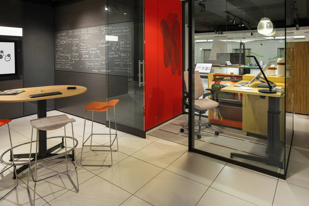 Commitment To Design Customization Wins Steelcase Top Honors