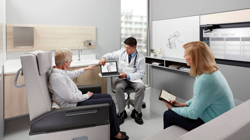 Redesigning the Exam Room for Mutual Participation - Steelcase