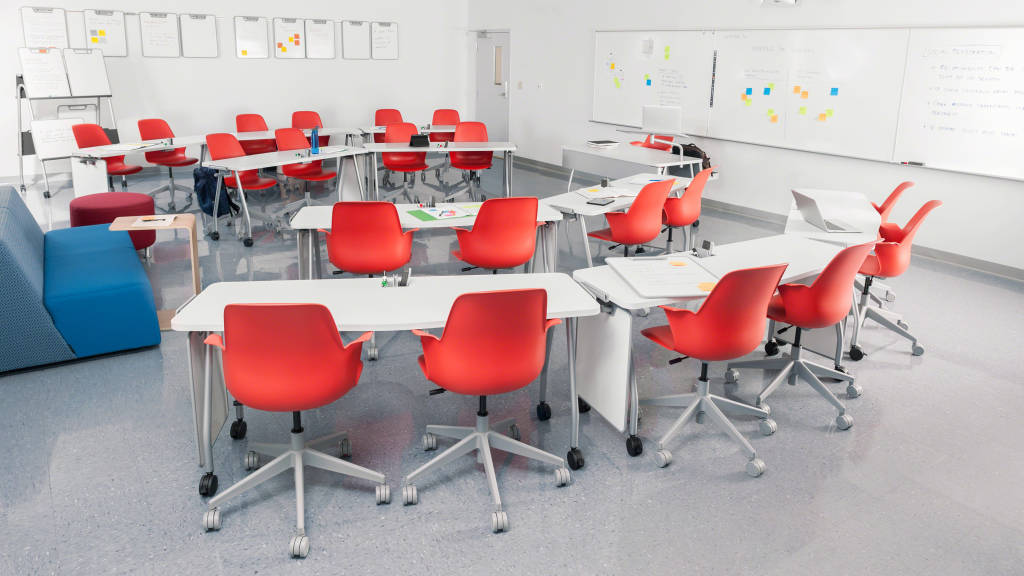 Activating The Classroom Steelcase