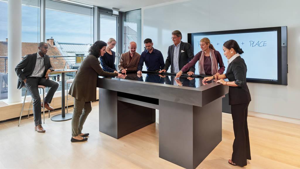 Lernen und innovation verbinden steelcase for Raumgestaltung lernen