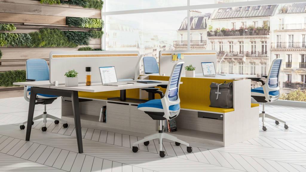 Trouver l équilibre entre intimité et connexion au bureau steelcase
