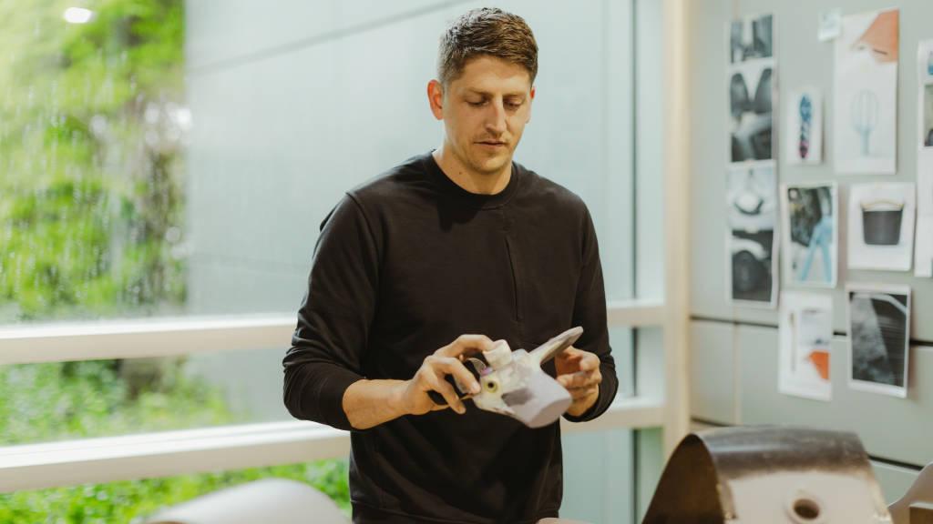 Principal Designer Mark Spoelhof
